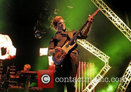 John Taylor and Liverpool Echo Arena 2
