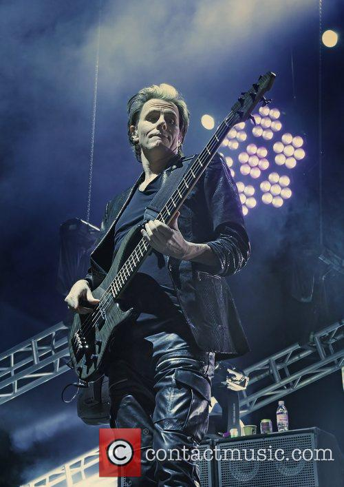 John Taylor and Liverpool Echo Arena 10
