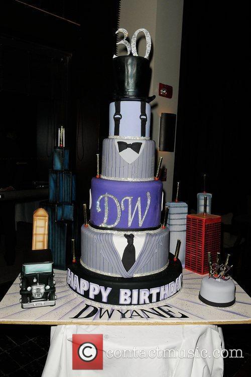 Dwyane Wade's 30th Birthday Celebration at Setai Hotel