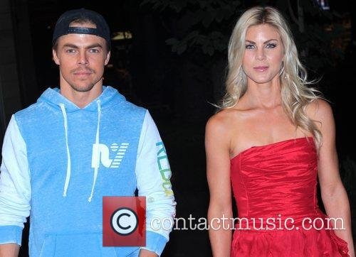 Derek Hough and a friend 'Dancing With The...