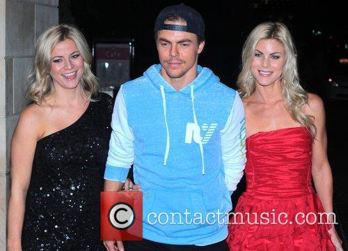 'Dancing With The Stars' after party at Mixology...