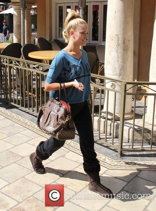 Peta Murgatroyd Celebrities arrive for 'Dancing With the...