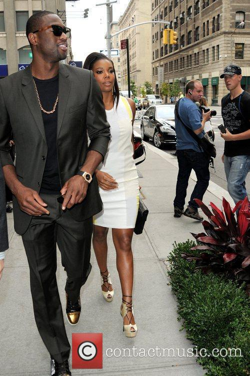Gabrielle Union and Dwyane Wade 6