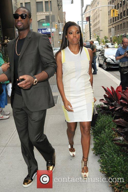 Gabrielle Union and Dwyane Wade 7