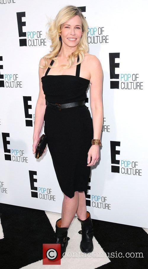 Chelsea Handler,  at E! 2012 Upfront at...