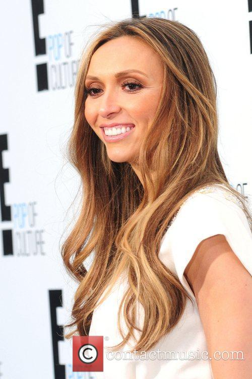 Giuliana Rancic,  at E! 2012 Upfront at...