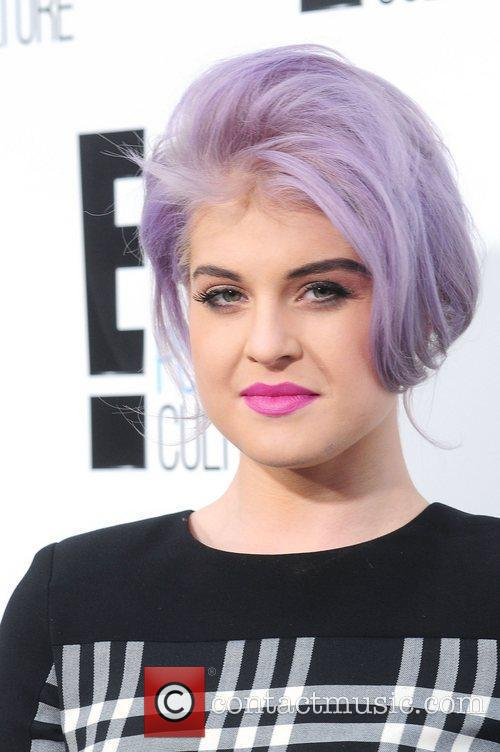 Kelly Osbourne,  at E! 2012 Upfront at...