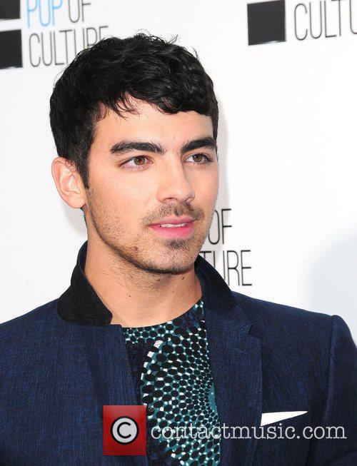 Joe Jonas,  at E! 2012 Upfront at...