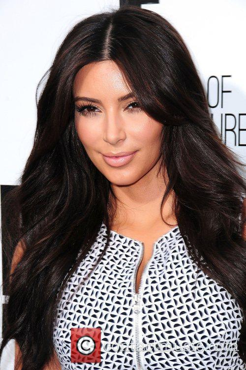 Kim Kardashian and Gotham Hall 1