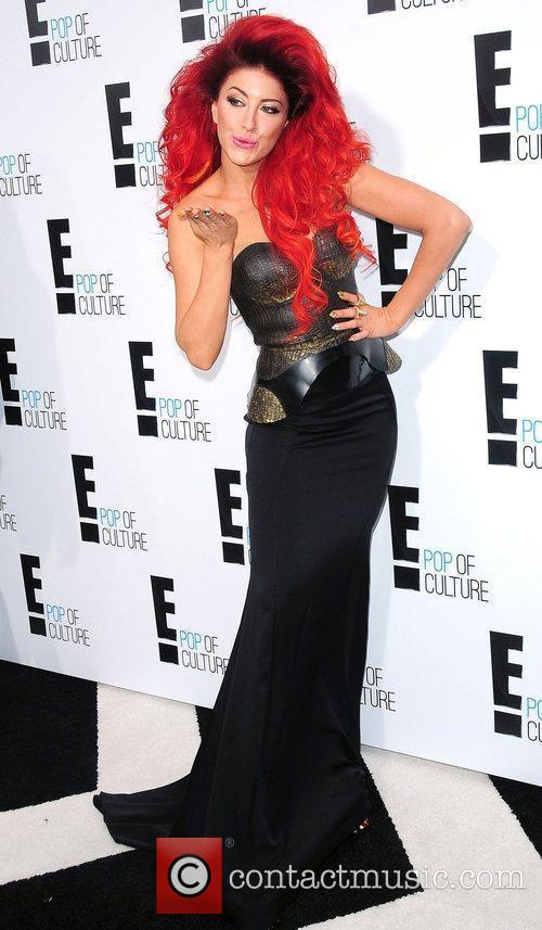 Neon Hitch,  at E! 2012 Upfront at...