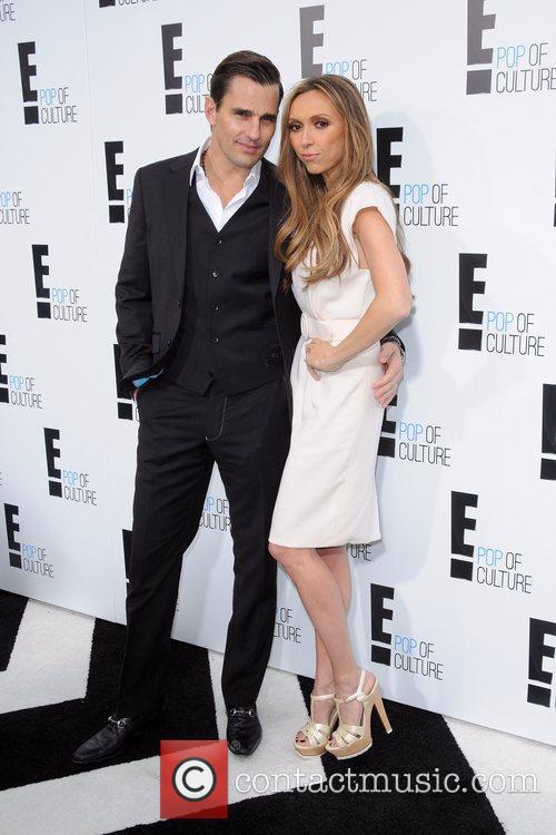 Bill Rancic and Jiuliana Rancic  2012 'E'...