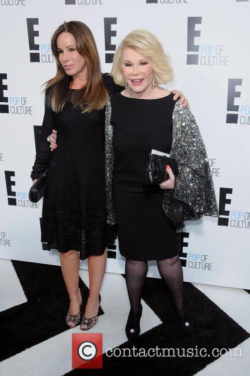 Joan Rivers and Melissa Rivers 2