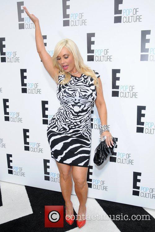 Coco Austin 2012 'E' upfront presentation - Arrivals...