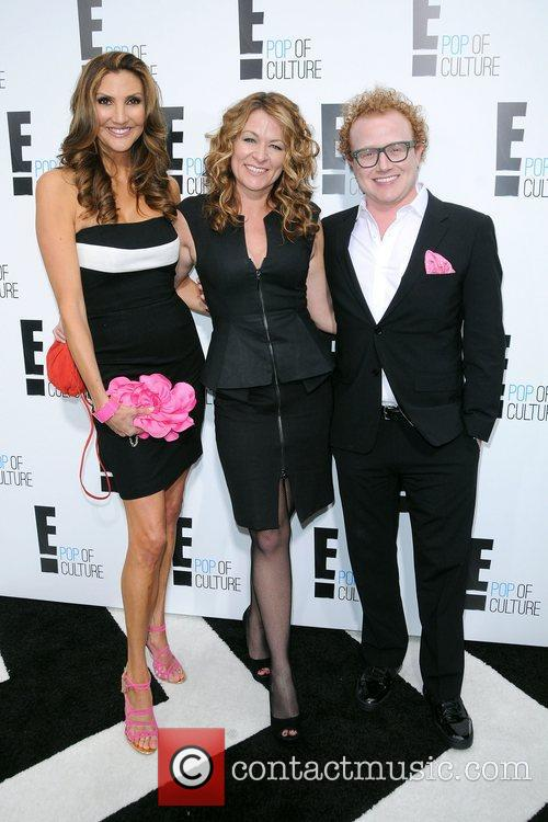 Heather McDonald, Sarah Colonna and Brad Wollack...