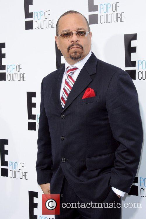 Ice-T 2012 'E' upfront presentation - Arrivals New...
