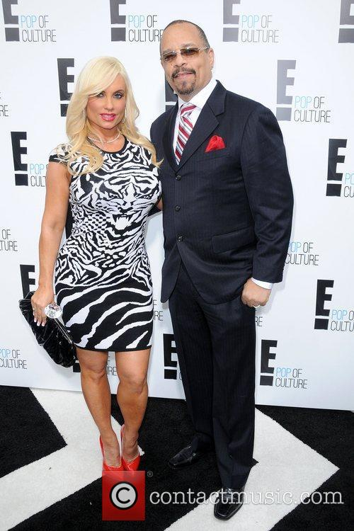 Ice-T and Coco  2012 'E' upfront presentation...