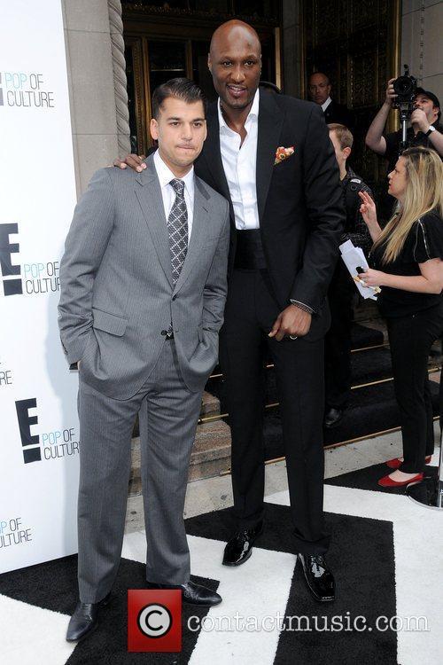 Rob Kardashian and Lamar Odom 4