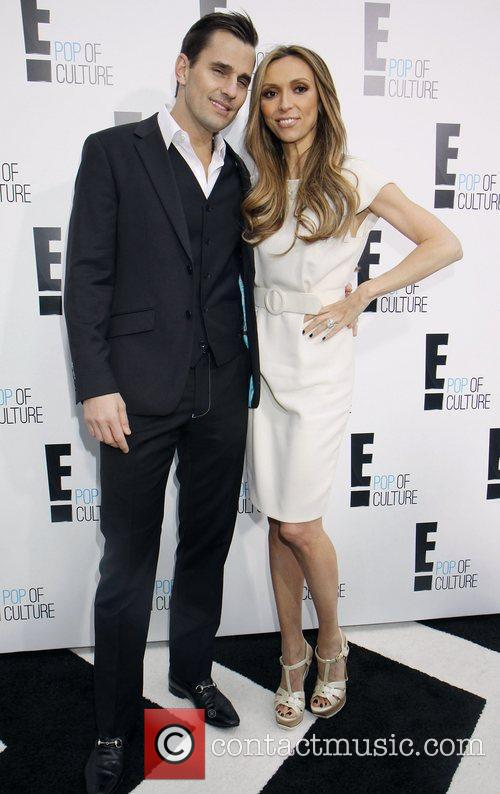 Bill Rancic and Giuliana Rancic 2012 'E' upfront...