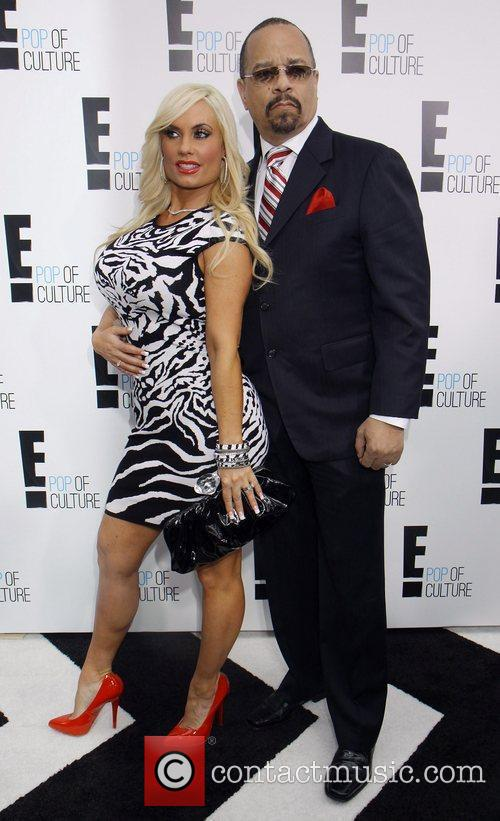 Coco Austin and Ice-t 2012 'E' upfront presentation...