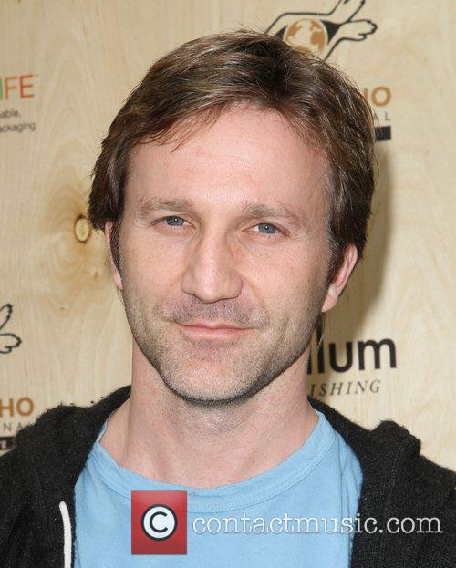 Breckin Meyer at the 'Last Night I Swam...