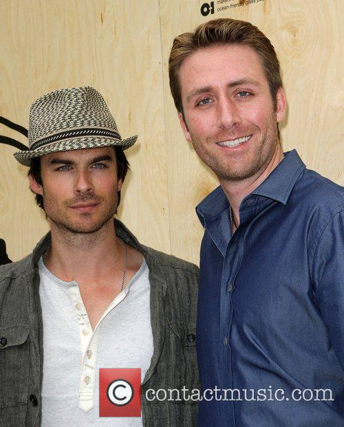 Ian Somerhalder, Philippe Cousteau at the 'Last Night...