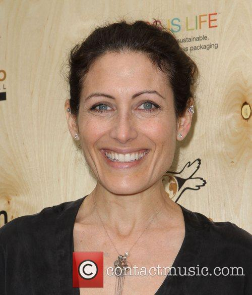 Lisa Edelstein at the 'Last Night I Swam...