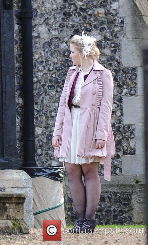 Lorna Fitzgerald ( who plays Abi Branning )...