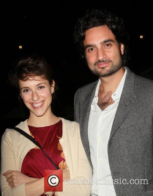 Jessie Lande and Paiman Kalayeh 7
