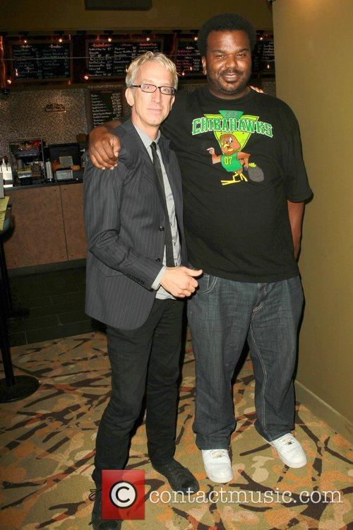 Andy Dick and Craig Robinson 3