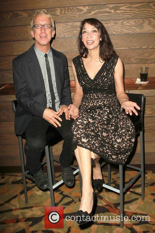 Andy Dick and Illeana Douglas 1