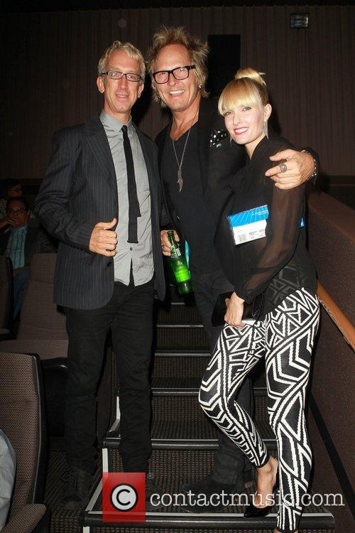 Andy Dick, Matt Sorum and Fiancee Ace Harper 8