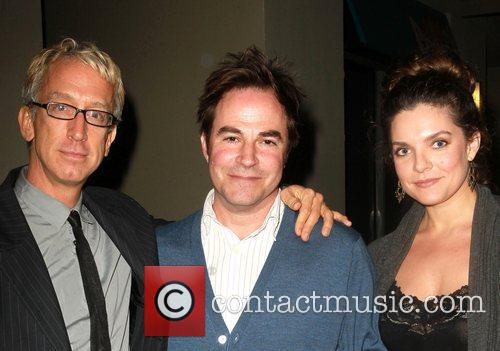 Andy Dick, Roger Bart and Guest 5