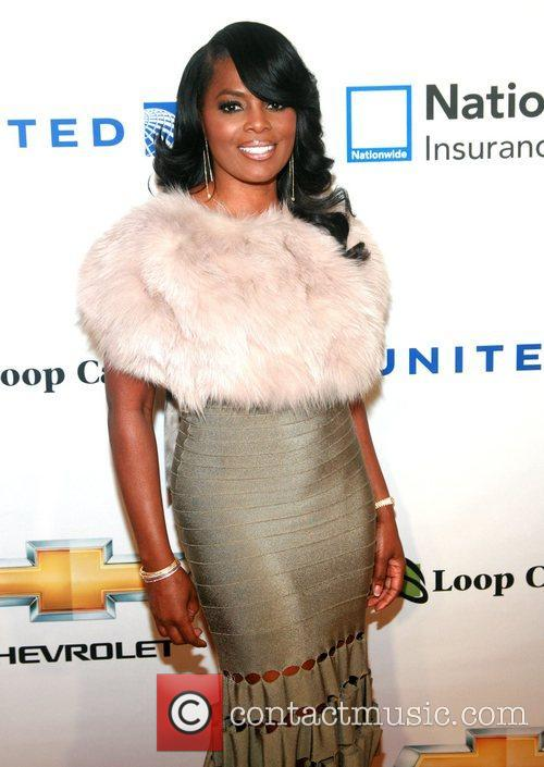 Catherine Bewton Ebony Power 100 Gala at Jazz...