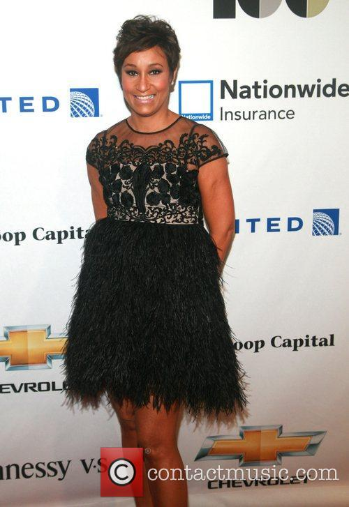 CEO of Johnson Publishing Desiree Rogers Ebony Power...