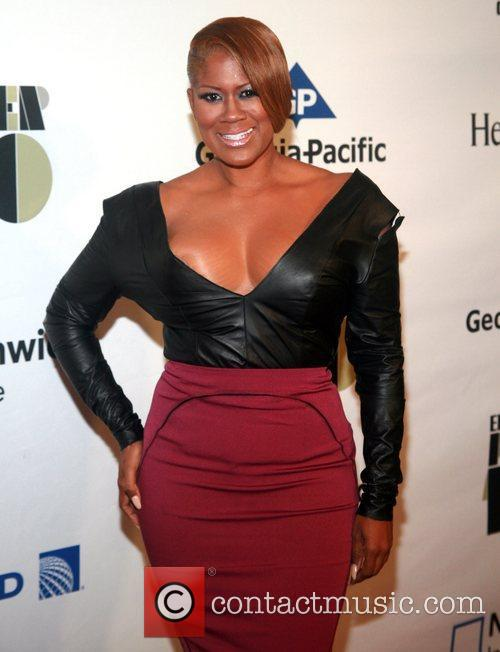 Diann Valentine Ebony Power 100 Gala at Jazz...