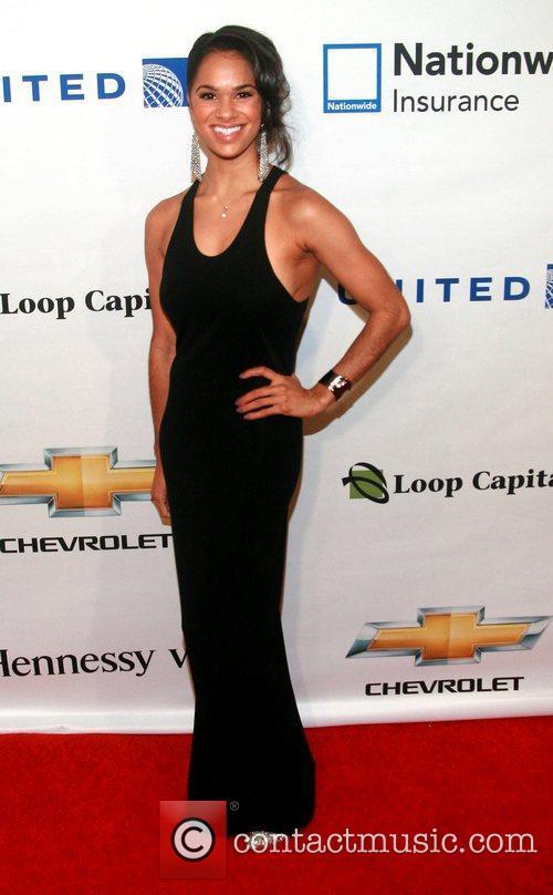 Ebony Power 100 Gala at Jazz inside the...