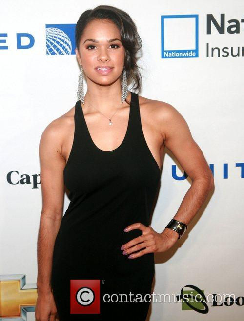 Misty Copeland Ebony Power 100 Gala at Jazz...