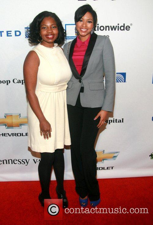 Nekesa Mumbi Moody and Alicia Quarles Ebony Power...