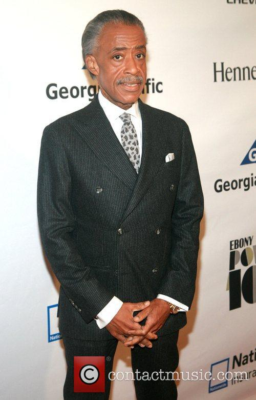 Rev. Al Sharpton Ebony Power 100 Gala at...