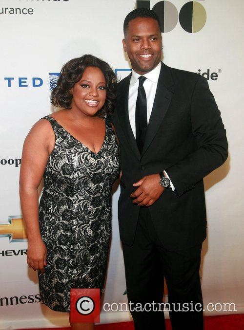 Sherri Shepherd and AJ Calloway Ebony Power 100...