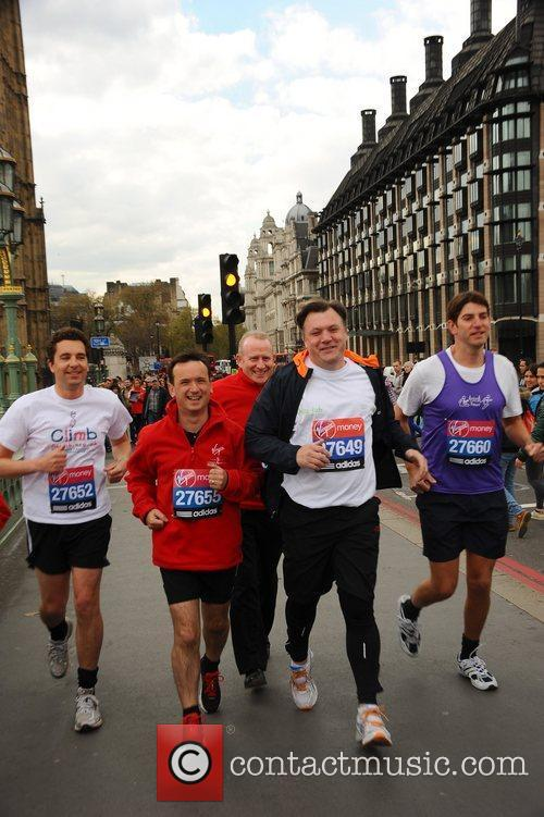Take part in the 2012 Virgin London Marathon