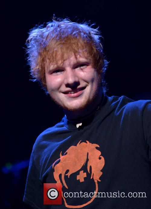 Ed Sheeran, Jingle Ball and T Center 2