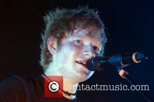 Ed Sheeran and Barrowlands Ballroom 12