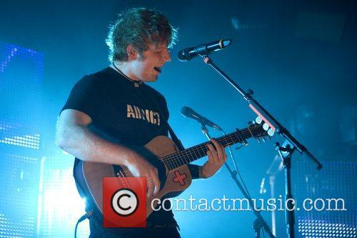 Ed Sheeran and Barrowlands Ballroom 3