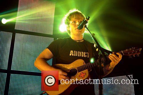 Ed Sheeran and Barrowlands Ballroom 9