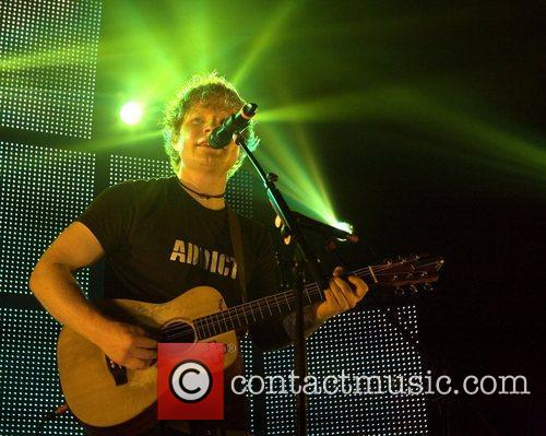 Ed Sheeran and Barrowlands Ballroom 4