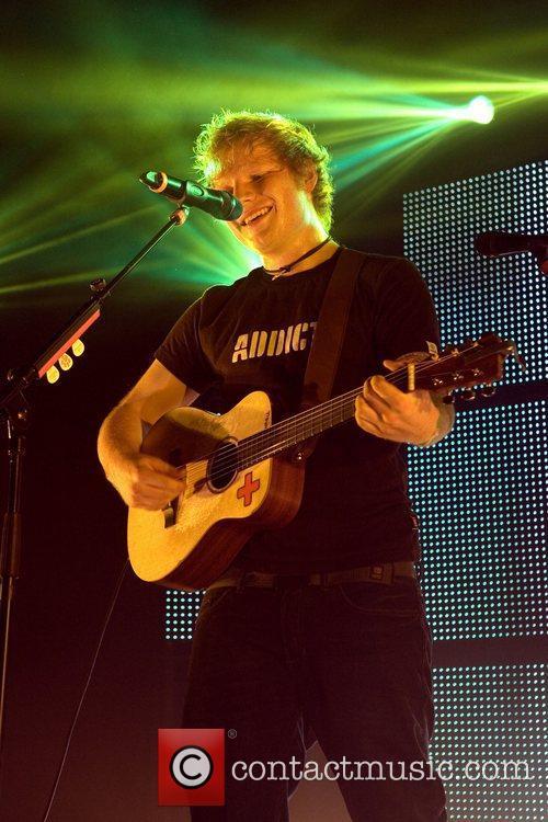 Ed Sheeran, Barrowlands Ballroom