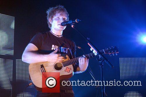 Ed Sheeran and Barrowlands Ballroom 7