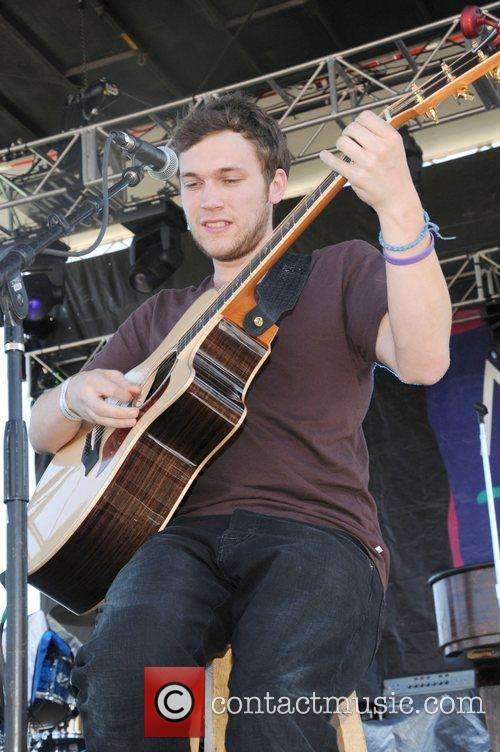 Phillip Phillips, Bite, Las Vegas, Vegas, Desert Breeze Park Las and Nevada 5