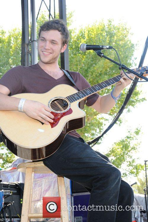 Phillip Phillips, Bite, Las Vegas, Vegas, Desert Breeze Park Las and Nevada 1